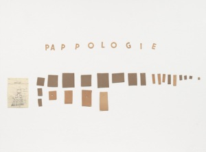 Pappologie (Cardboardology), 1967